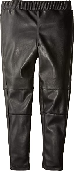 Always Faux Leather Leggings (Toddler)