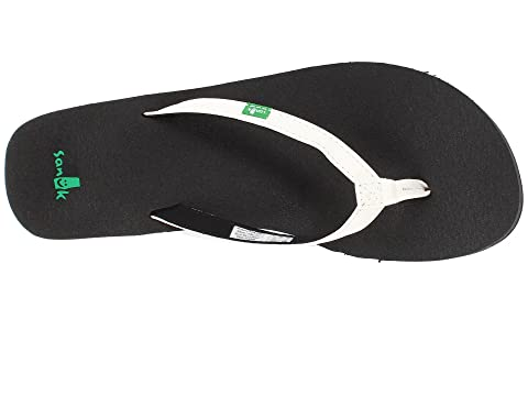 Yoga Yoga Sanuk Joy BlackWhite Joy Sanuk x6Oqw