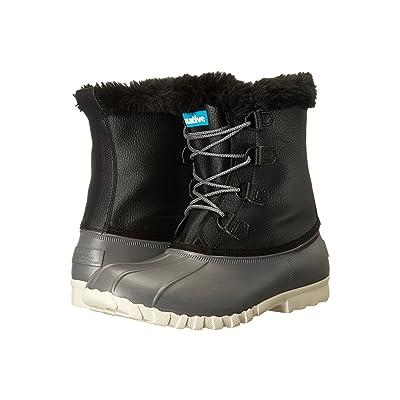 Native Shoes Jimmy 2.0 (Dublin Grey/Jiffy Black/Bone White) Shoes