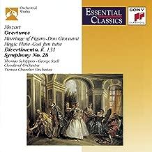 Mozart: Overtures Essential Classics
