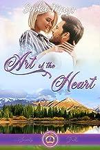 Art of the Heart: Anna-Jane's Wyatt Ranch Romance (Serenity Falls Book 2)