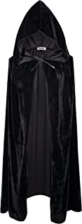 child black cloak with hood