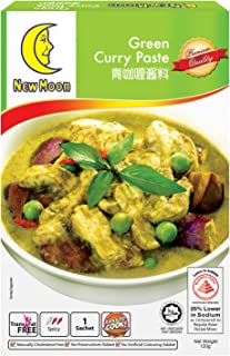 NewMoon Green Curry Paste, 120g