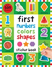 First Numbers, Colors, Shapes (First 100)