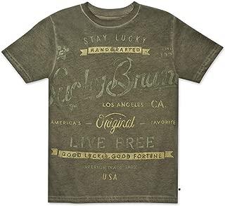 Boys' Short Sleeve Graphic Tee Shirt