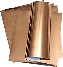 Best bronze heat transfer vinyl Reviews