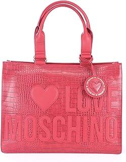 Love Moschino Borsa Croco Pu+pu - fashion Mujer