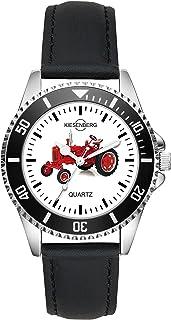 KIESENBERG Montre - Cadeau pour MC Cormick Tracteur Oldtimer Fan L-5008