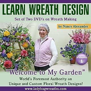 DIY, XL All Season Door Wreath, Art and Crafts, Wreaths, Instructional how-to Video, Wreath Design