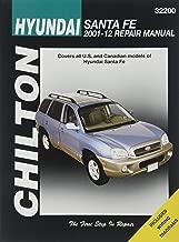 Hyundai Santa Fe (Chilton)