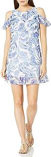 فستان أرجوحة الكتف البارد للنساء من Jessica Howard