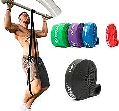 ActiveVikings® pull-up fitnessbanden | perfect voor spieropbouw en Crossfit Freeletics Calisthenics | fitnessband optrekba...