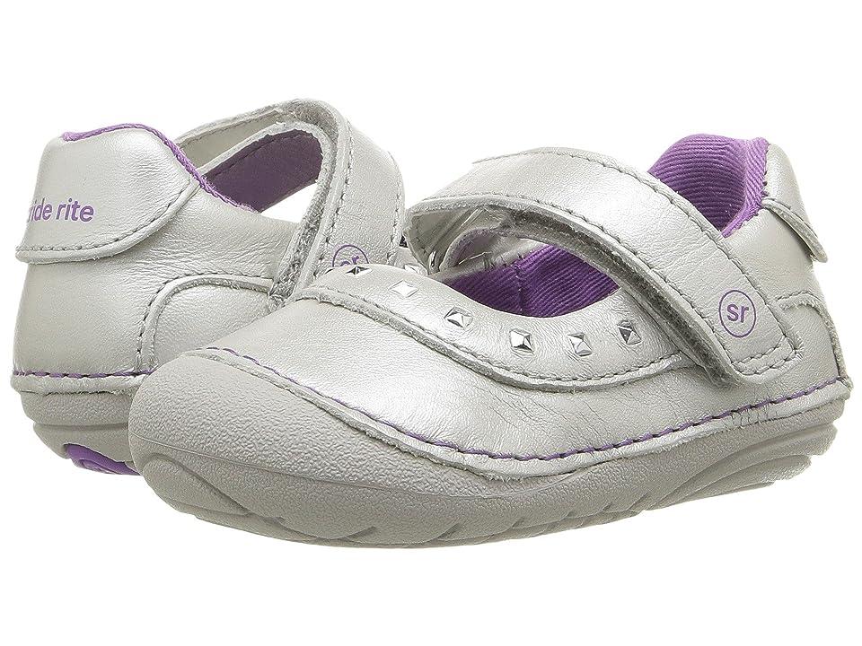 Stride Rite SM Arabelle (Infant/Toddler) (Silver) Girl
