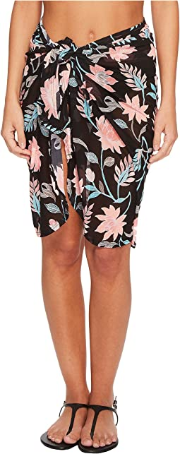 Seafolly - Bali Hai Mid Pareo Cover-Up