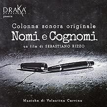 Nomi e Cognomi (Colonna sonora originale)