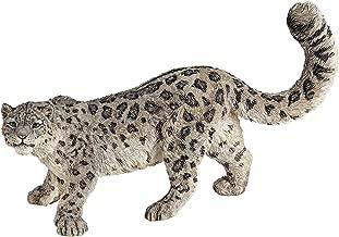 Papo Wild Animal Kingdom Figure, Snow Leopard