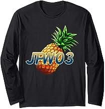 Jpw03 Long Sleeve T-Shirt With Pineapple Logo Long Sleeve T-Shirt