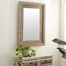 مرآة حائط ديكو 79 متعددة الألوان، 48 x 36