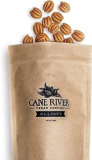 Elliott Junior Mammoth Pecan Halves, 1 pound bag - Cane River Pecan Co.