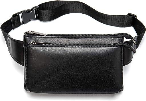 Leather Fanny Pack Leather Waist Bag Leather Belt Bag Waist Pack Waist Purse Travel Bag