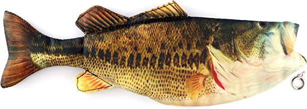 オルルド釣具 おさかなさん 魚型 ポーチ 小物入れ ペンケース 鯛 秋刀魚 鰤 鮒 バス 熱帯魚 ga100001