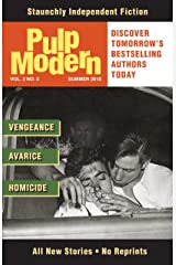 Pulp Modern: Volume Two, Issue Three Kindle Edition