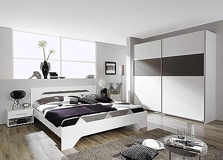 Amazon.it: camere letto complete - Set arredo camera da letto ...
