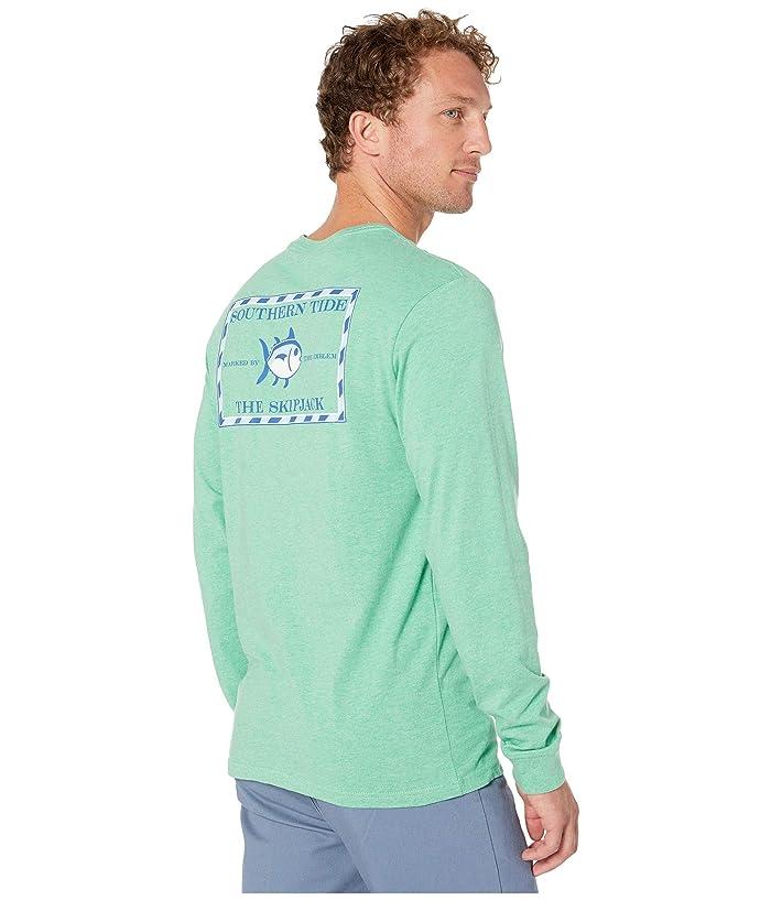 Southern Tide Men/'s Original Skipjack T-Shirt Heathered