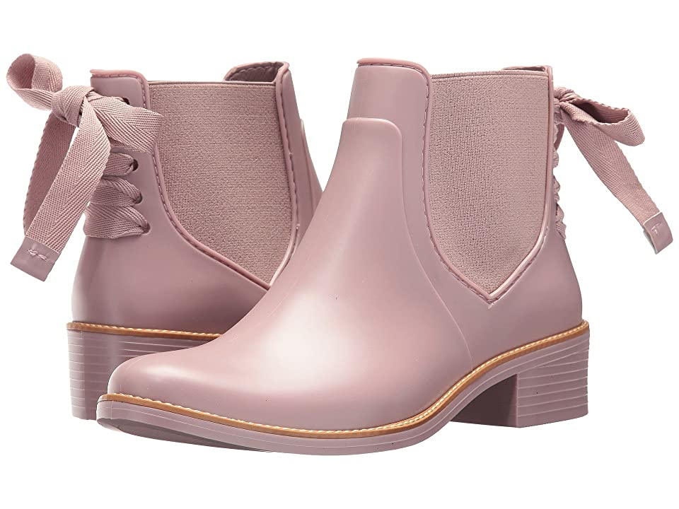 Bernardo Paxton Rain Boot (Rose) Women