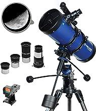 Meade Instruments – Polaris 127mm Aperture, Portable Backyard Reflecting Astronomy..