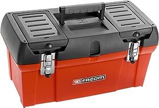 Facom BP. c16pg Plastic Tool Box, Red, BP.C24PG
