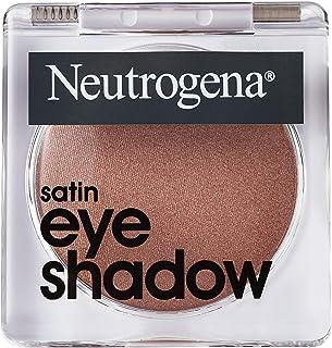 Neutrogena Satin Eye Shadow with Antioxidant Vitamin E, Easy-to-Apply Eye Makeup with a Satin Finish, Desert Rose, 1.0 oz
