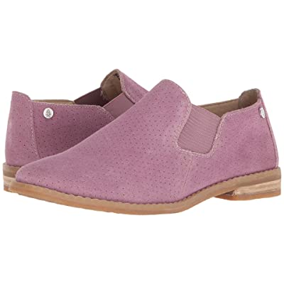 Hush Puppies Analise Clever (Dusty Orchid Perf Suede) Women