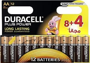 دوراسيل – بطارية قلوية AA نوع الطاقة - 12 حزمة