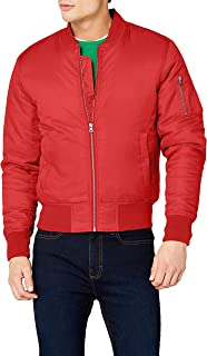 Urban Classics Men's Basic Bomber Jacket