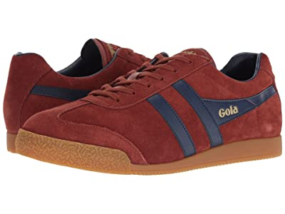 Gola Harrier (Rust/Navy) Men