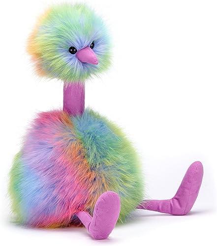 tomamos a los clientes como nuestro dios Jelly Jelly Jelly Cat- Peluche Pompom Rainbow Grande, (Jellycat FBA_PPL2R)  conveniente