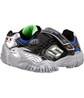 SKECHERS KIDS - Damager II - Adventurer 2.0 90491L Lights (Little Kid/Big Kid)