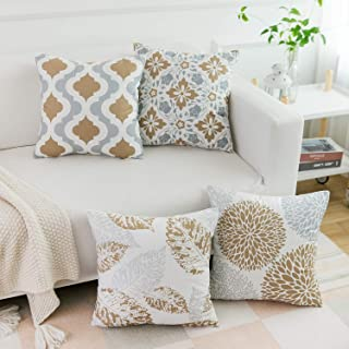 Aopota Throw Pillow Covers Super Soft Velvet Decorative Pillows Farmhouse Decor Couch Pillows Decorative Pillows for Bed C...