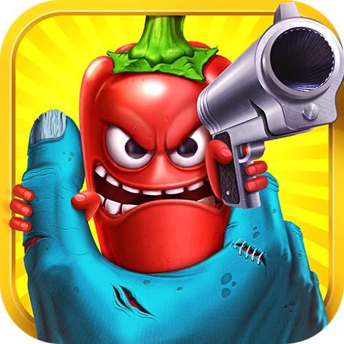 Chili Commando: Zombie Defense