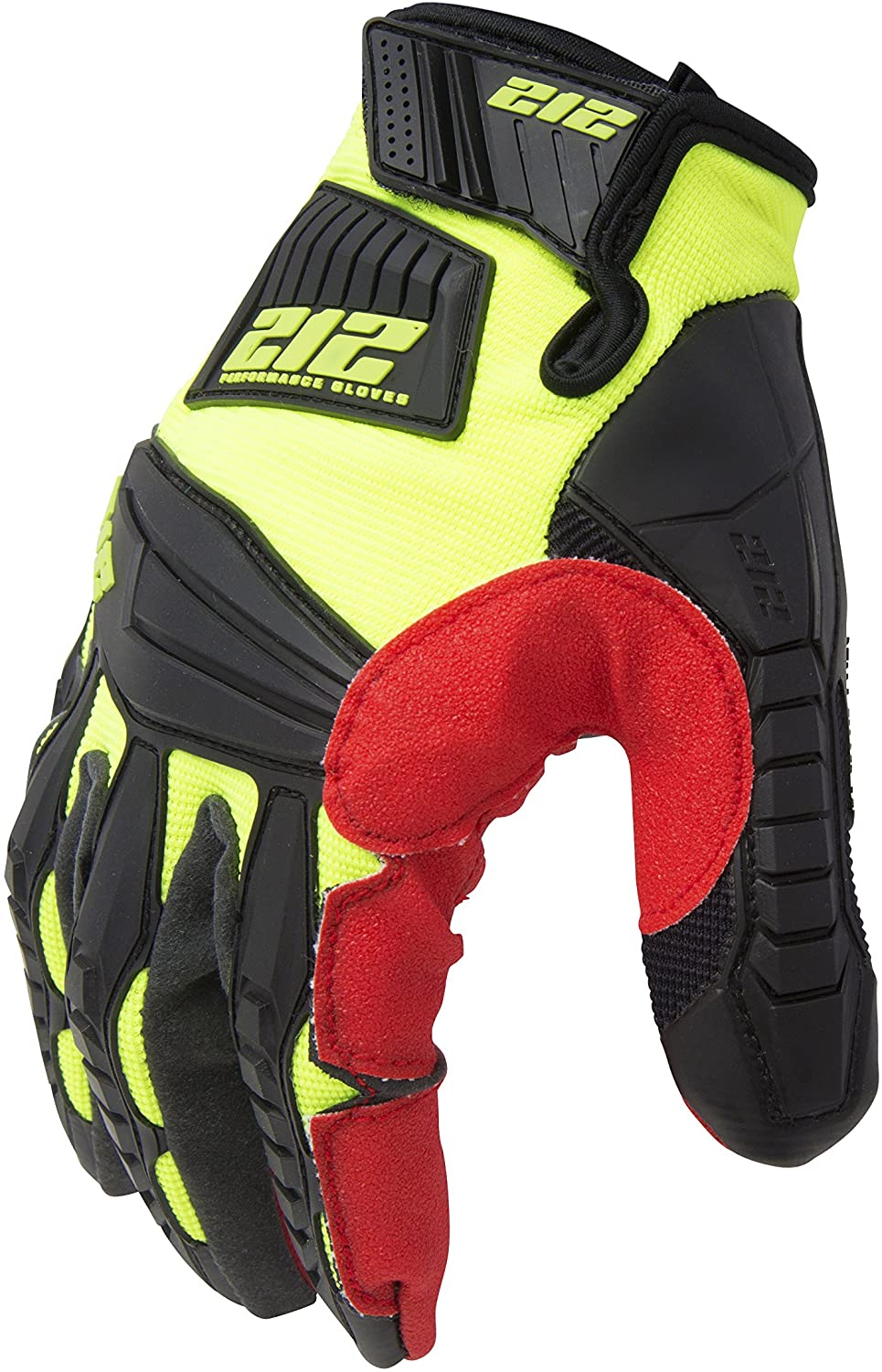212 Performance Super Hi-Vis Impact and Gloves Ranking integrated 1st place Construction for Attention brand