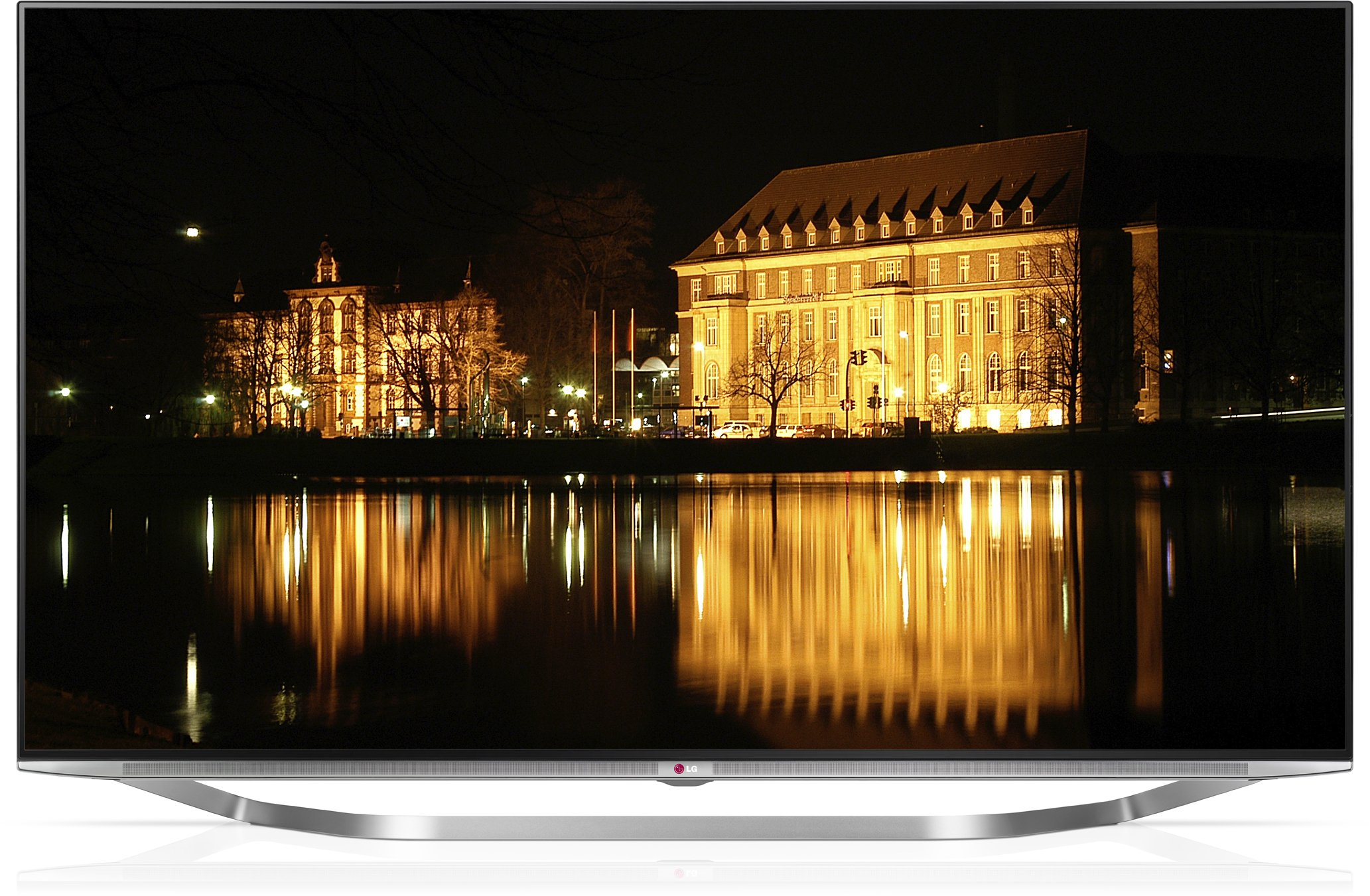 LG 55UB950V - TV Led 55 55Ub950V Uhd 4K, 1250 Hz Mci, Wi-Fi, Smart TV Y Cinema 3D: Amazon.es: Electrónica