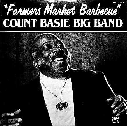 Farmers Market Barbecue(1982 US ORIGINAL PABLO2310874)[Count Basie Big Band][LP盤]