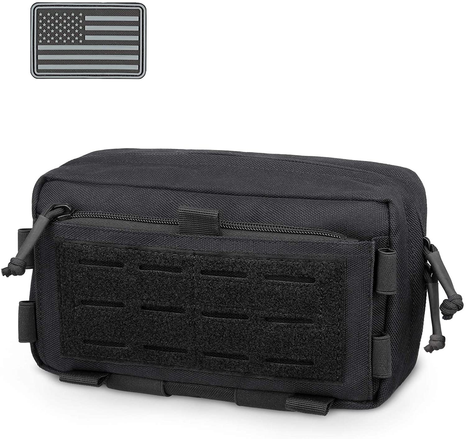 WYNEX Tactical MOLLE EDC Horizontal Desi Pouch Multi-Function Sales Spring new work of SALE items from new works