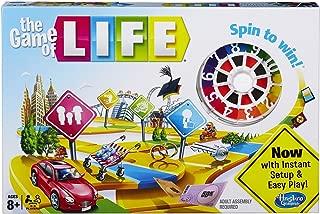 THE GAME OF LIFE 英語版 人生ゲーム 新バージョン ☆遊びながら、楽しく英語レッスン☆ [並行輸入品]