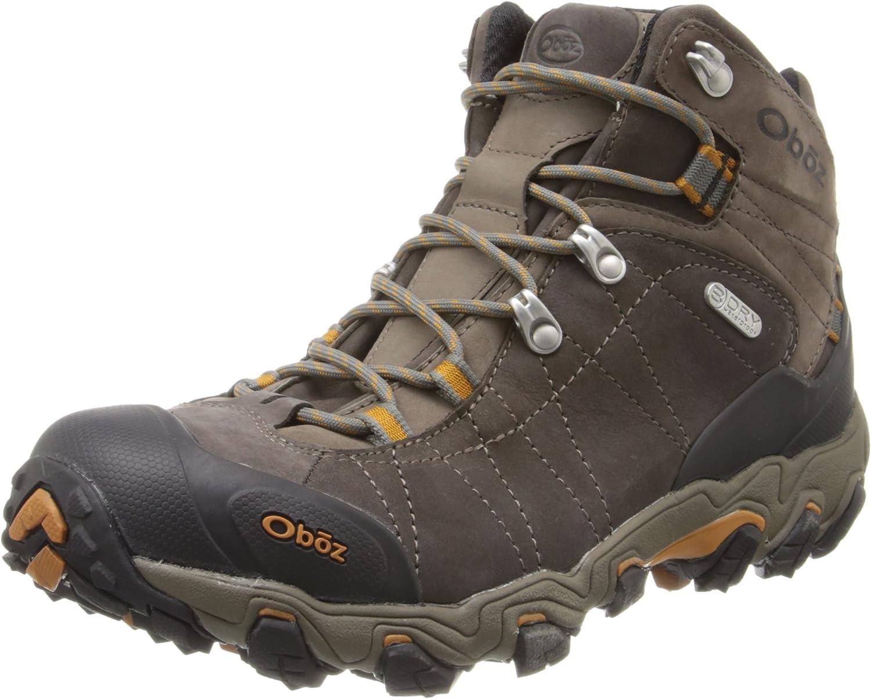 Oboz Bridger Mid B-Dry Wandern Stiefel - SS19