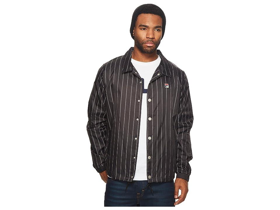 Fila Austin Jacket (Black) Men