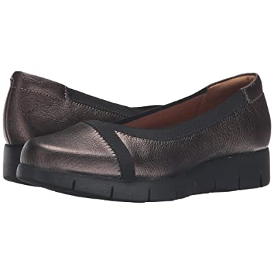 Clarks Daelyn Hill (Bronze Leather) Women