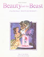 Beauty and the Beast (From the Disney Movie) (Easy Piano, SHEET MUSIC)