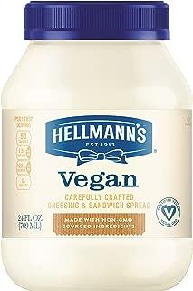 Hellmann's Vegan Dressing and Sandwich Spread, 24 oz